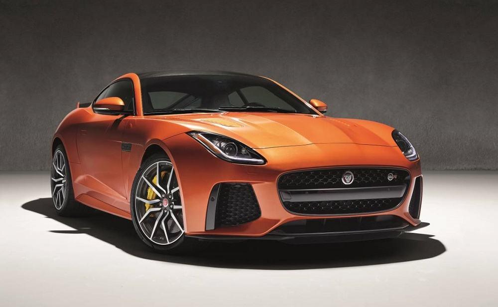 2017 Jaguar F-TYPE SVR to Debut in Geneva