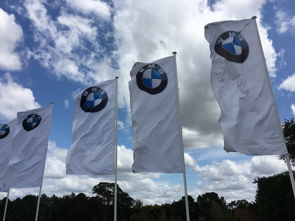 BMW Sets Sights on record 2016 in Australia