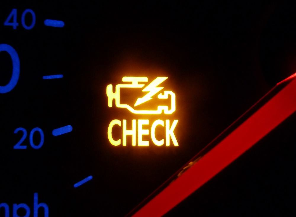 What to do if Check Engine Light Comes On