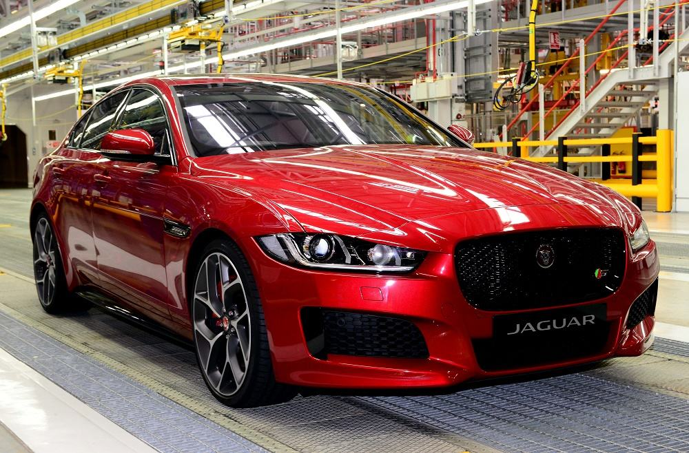 British Car Manufacturing Hits New Highs