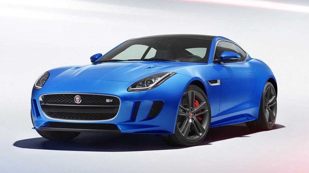2016 Jaguar F-TYPE British Design Edition Pricing
