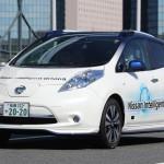 Renault-Nissan Promise Autonomous Cars
