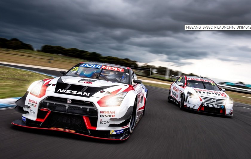 Nissan Ready to Defend Bathurst Crown