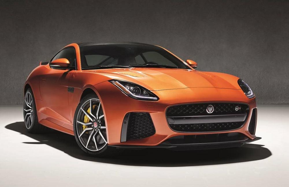 Jaguar F-TYPE SVR Australian Pricing Confirmed