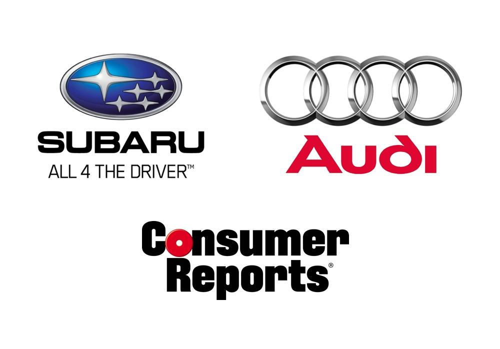 Audi and Subaru Leapfrog Lexus on Reliability and Performance
