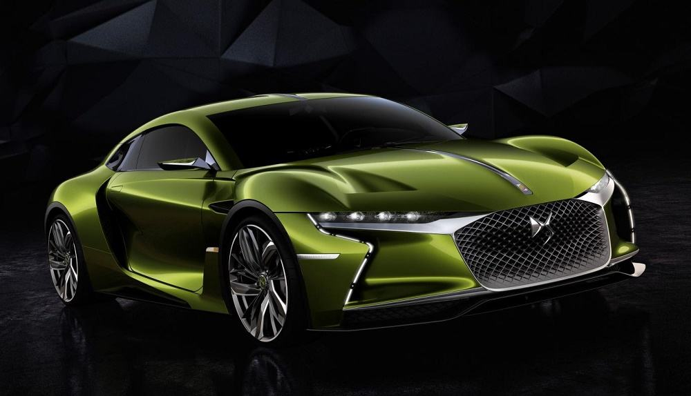 DS to Show Supercar Concept in Geneva