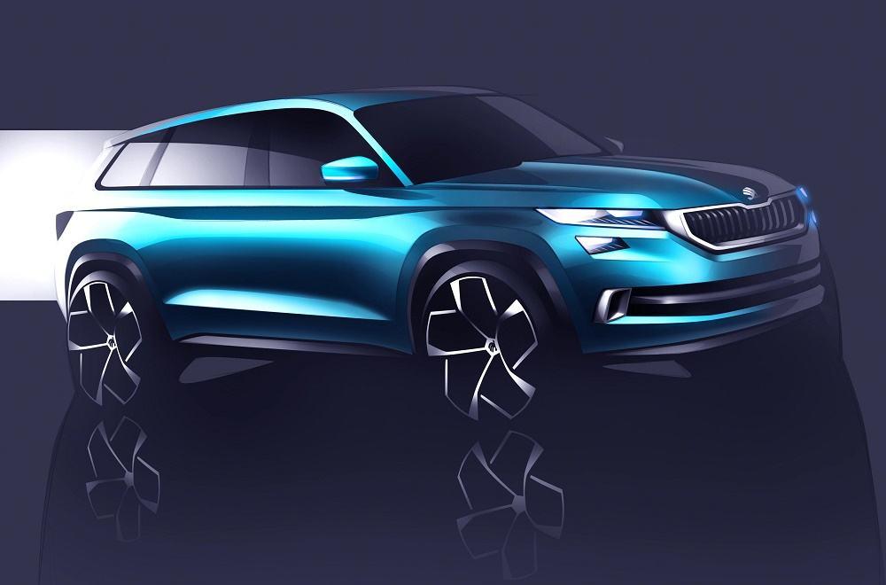 Skoda Takes Step Towards Full-Size SUV