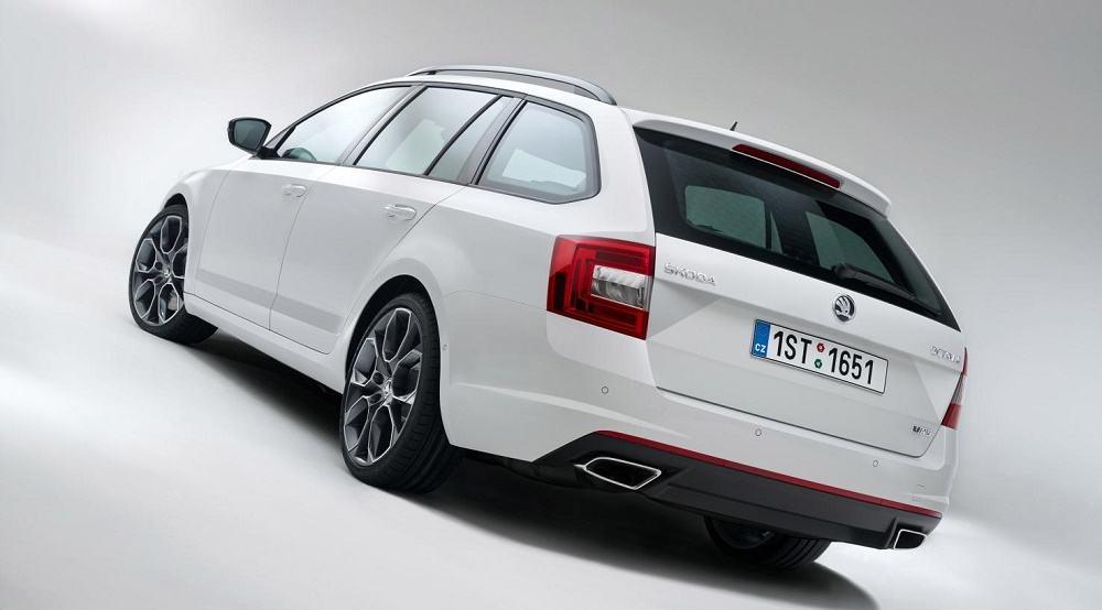 Your Car Reviews: 2014 Skoda Octavia VRS Wagon