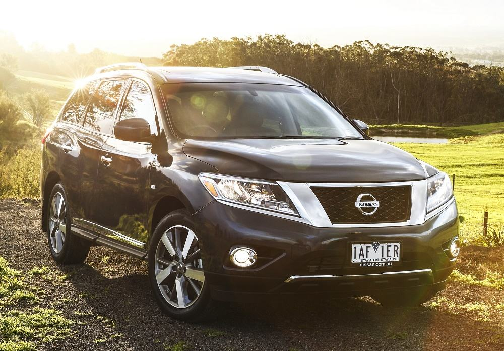 Your Car Reviews: 2014 Nissan Pathfinder