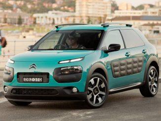 2016 Citroën C4 Cactus Review