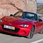 Double triumph for Mazda MX-5 in Autobytel Awards