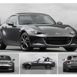 Mazda Set to Introduce Fastback Version of MX-5