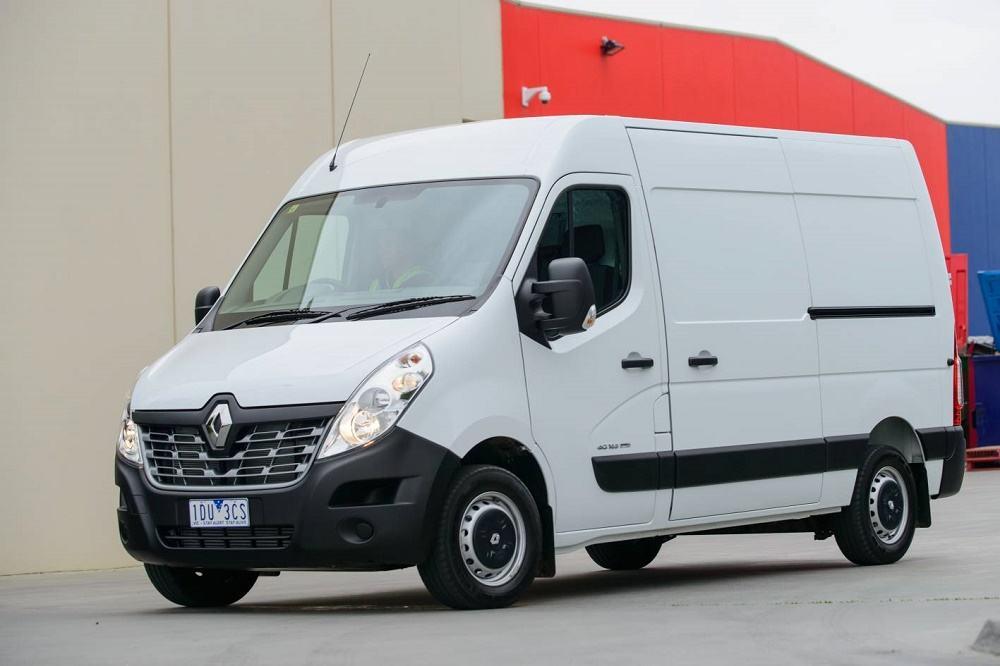 Drive-away Pricing for Renault LCV Range