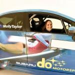 Subaru preps for 2016 Rally Return