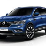 New generation Renault KOLEOS unveiled in China