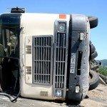 US heavy vehicle fatalities fall