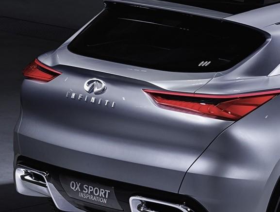 Infiniti unveils more of new QX SUV