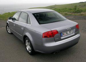 Your Car Reviews: 2005 Audi A4 quattro