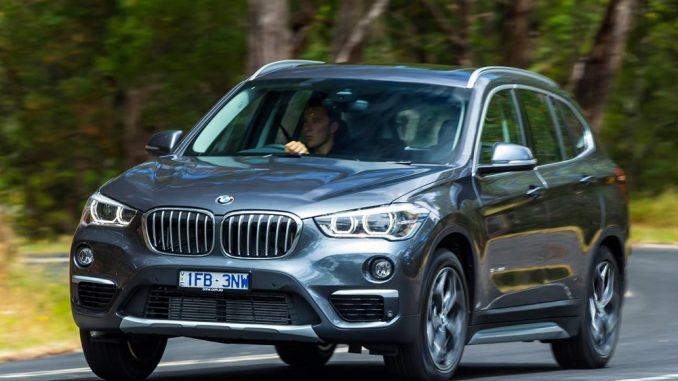 2016 BMW X1 gets safety tick