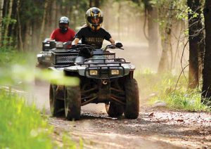 U.S. Consumer Product Safety Commission Warns On ATV Safety