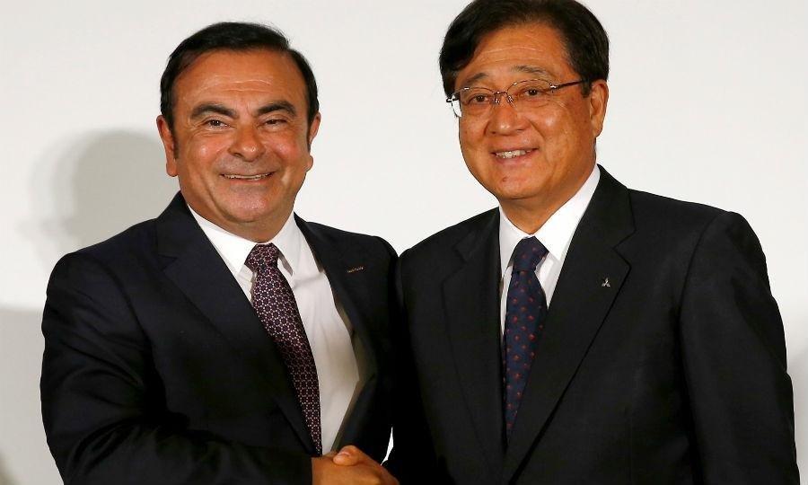 Nissan takes control of Mitsubishi Motors