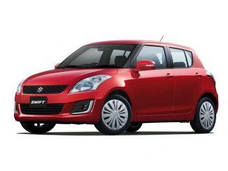 Park brake fault sees Suzuki Swift recalled