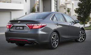 Toyota Camry Atara SX gets 2016 upgrade