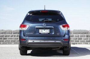 Nissan Pathfinder recalled over possible tail light fault