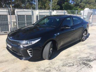 2016 Kia Optima GT Review