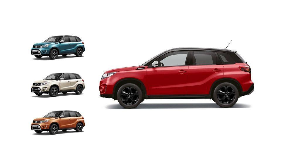 Suzuki Australia ecstatic at Vitara S response