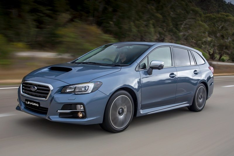 Subaru Levorg launches with five-star safety