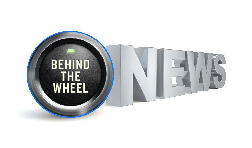 Behind the Wheel Car News Wrap Up