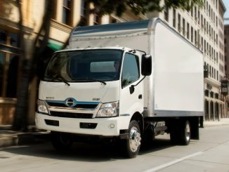 Production milestone for Hino in the US