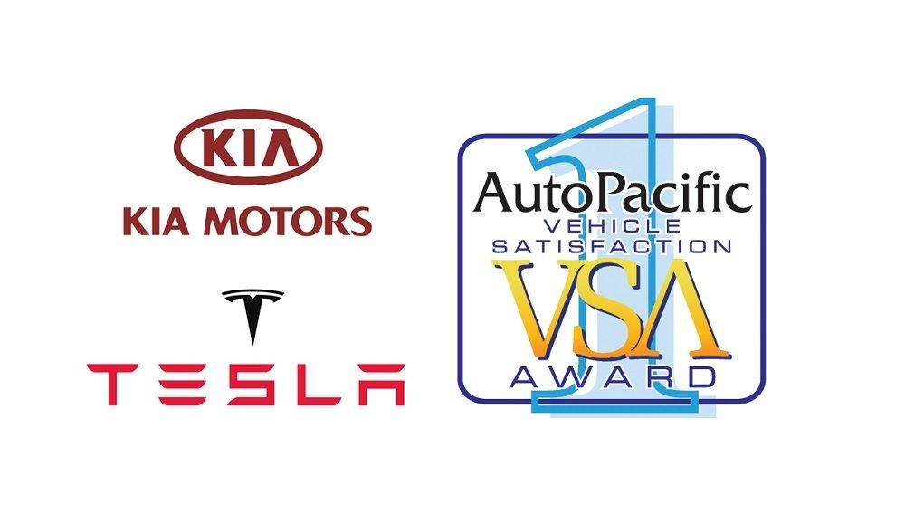 Tesla and Kia scoop the pool at 2016 AutoPacific Awards