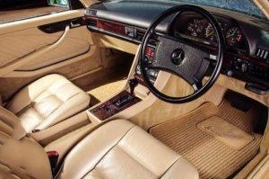 Your Car Reviews: 1983 Mercedes-Benz 380 SEL