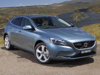 Volvo V40 named Safest Used Family Car