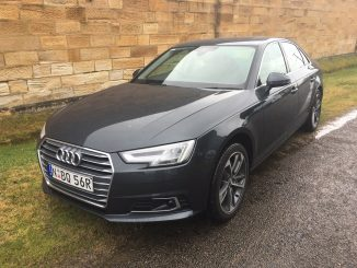 2016 Audi A4 Petrol Review