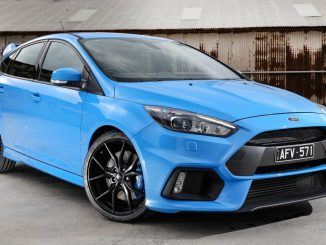 All-wheel drive Ford Focus RS arrives in Australia