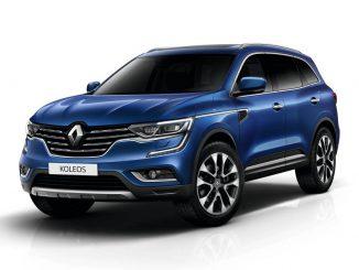 2017 Renault Koleos arrives in Australia