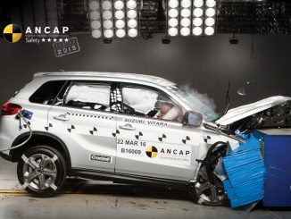 5 star safety rating for both Suzuki Vitara and Kia Optima