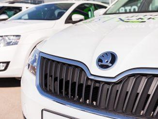 Skoda Australia celebrates record car sales in June