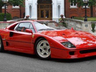 Ferrari F40 named Best Supercar…Ever!
