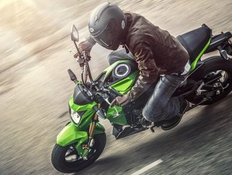 Kawasaki Recalls Z125 Pro For Possible Shock Problem