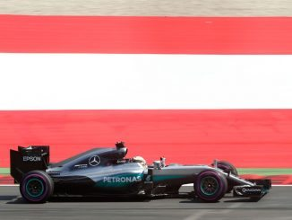 Hamilton wins as Mercedes duo clash in Austria