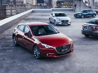 New Mazda3 goes on sale in Japan