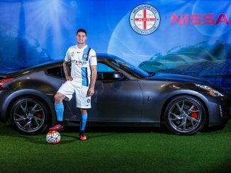 Nissan backs Melbourne City FC
