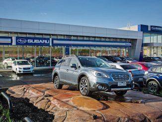 Subaru increases Melbourne presence