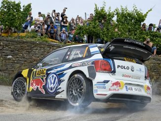 Volkswagen triumphant at 2016 Rally Germany
