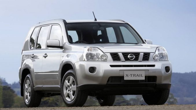 Your Car Reviews: 2007 Nissan X-TRAIL