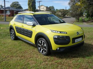 2016 Citroën C4 Cactus road test and review